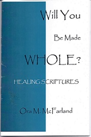 Will You Be Made Whole Book Cover Ora McFarland