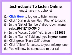 (New)Call Instructions